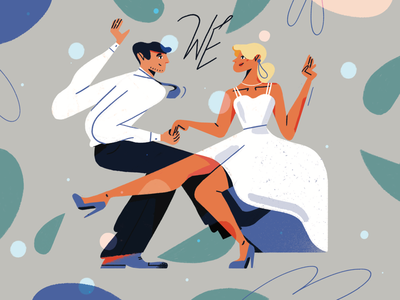 Wedding vibe!