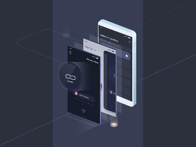 Download 平面 web icon 插图 ui design app