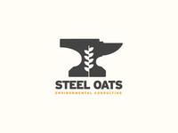 Steel Oats Branding