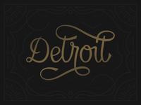Detroit Script