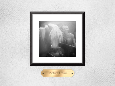 Picture Frame (Free Download) frame picture plate psd free download