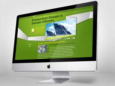 Layout for CK Energie green layout web energie