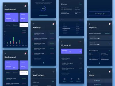 Offline Banking App