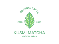 Matcha Tea Logo design