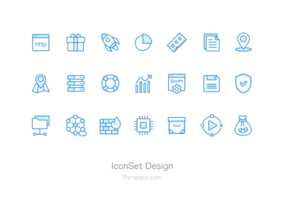 IconSet Design