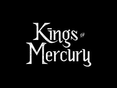 Kings of Mercury (V2) band logo logomark logo vector