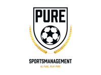 Pure Sportsmanagement branding logo