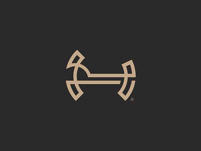 Mobusta Logo modern simple identity bed furniture clean symbol creative mark minimal branding logo