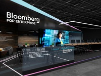 Exhibition Stand Designers For Bloomberg 2018 Gm Stand Design