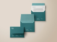 Envelope for Bloom Records