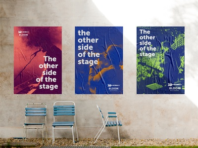 Bloom Records Posters
