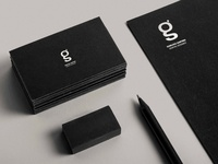 Personal business card and letterhead