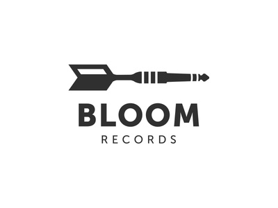 Bloom Records Logofolio 2015 2017 label rock music mark  system word mark icon symbol logofolio brand identity logo design