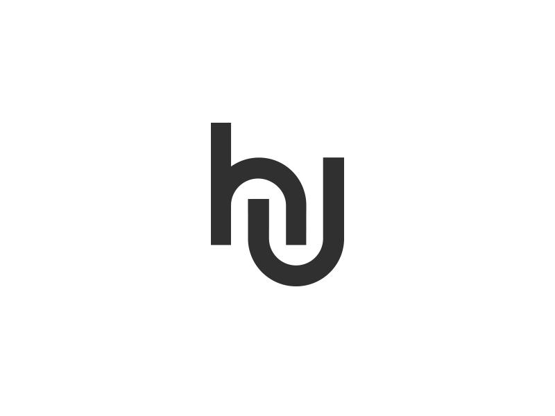 Heron Jenkins Logofolio 2015-2017 brand mark symbol icon logo grid trend identity system design icon personal branding hj brand logo