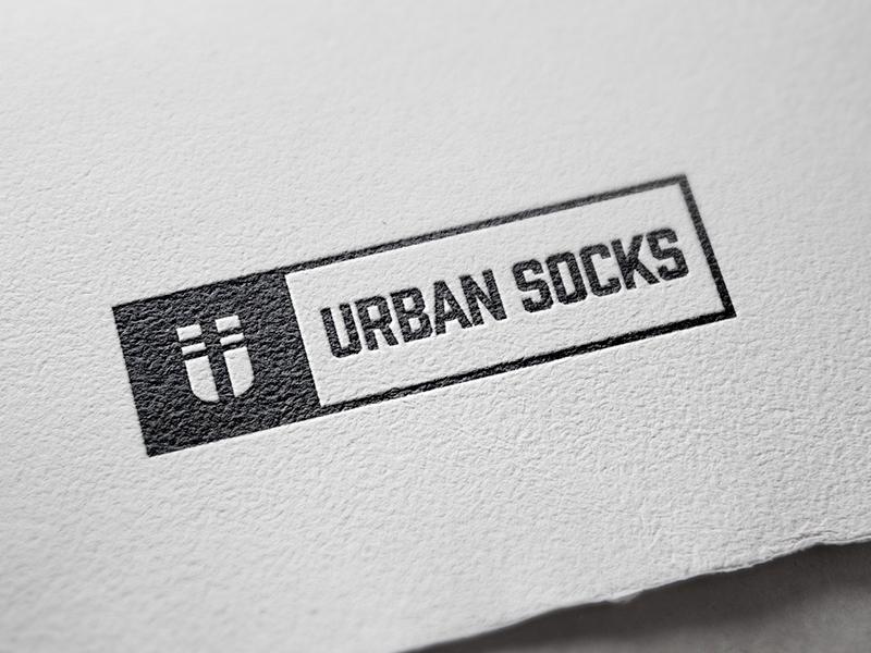 Urban socks logo