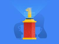 Digital Trophy