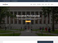 Eduguide – Education PSD Template