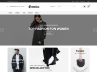Jessica – Electronics & Shopping Template