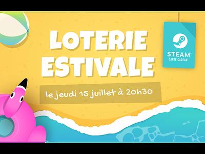 Summer Lottery - Event Announcement lottery summer announcement