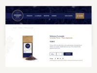 Herbs and Co - Product View