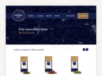 Herbs and Co - Home page