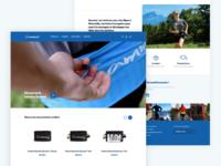 Sammie Online Store - Home page