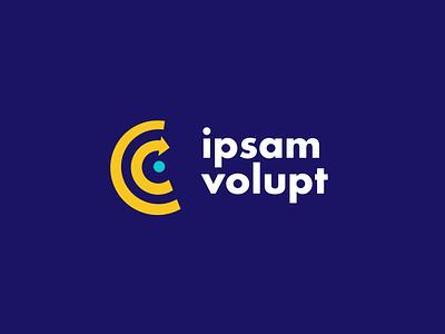 Ipsam Volupt - Logo & Branding Exploration exploration graphism branding logo