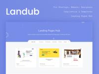 Landub.com — Landing Pages Hub