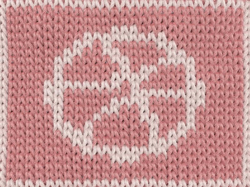 Hello Dribbble! first shot hello dribbble dribbble logo dribbble ball fabric knitting cgi 3dartist 3dart 3d cinema 4d cinema4d c4d