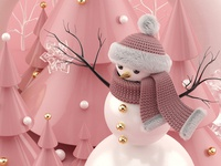 Cute Snowman ⛄