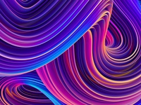 Abstract Liquid 3D Backgrounds #1