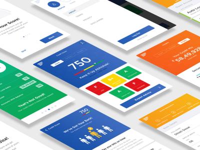 ScoreUp App finance scoring fintech app