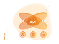API call - Tech illustration!