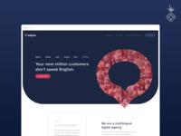 Our client - Localyze - A transcreation platform