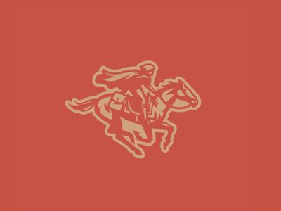 Carrier Branding Horseman illustration carrier horse western branding