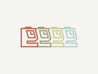9 To 5 illustration work clock time logo