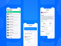 Direct Messaging - Daily UI - Day 013