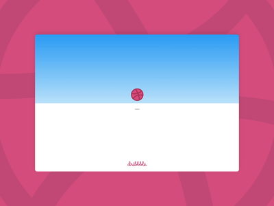 Dribbble - Loading Animation