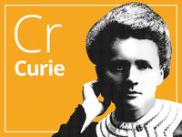 Meta Door Signage – Marie Curie Room