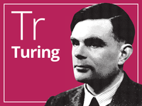 Meta Door Signage – Alan Turing Room