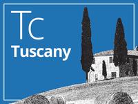 Meta Door Signage – Tuscany