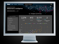 Bibliometric Intelligence Interface