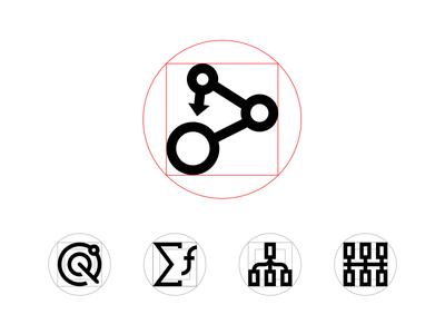 Meta Iconography eigenfactor icons iconography interface ui science