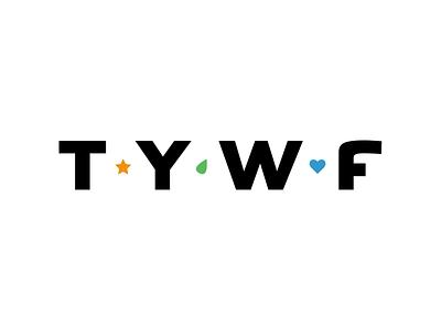 The Youssef-Warren Foundation arts healthcare conservation environment brand branding identity type logo