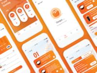 KIRIPANI Mobile Food Delivery App