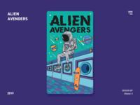 Alien Avengers