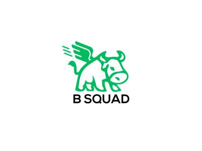 Bsquad Logo (flying bull)
