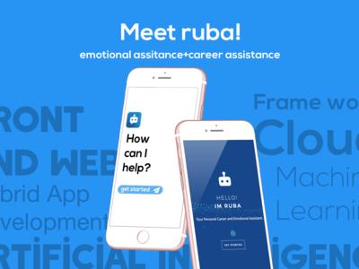 Ruba- App graphics