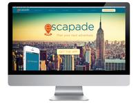 Escapade Homepage
