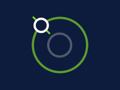 ISS ORBIT app icon app icon space orbit